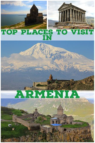 Top places to visit in Armenia the first christian nation in the world