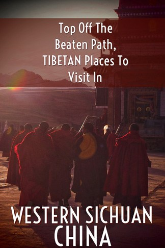 travel guide to Tibetan places you should visit in Western Sichuan in china