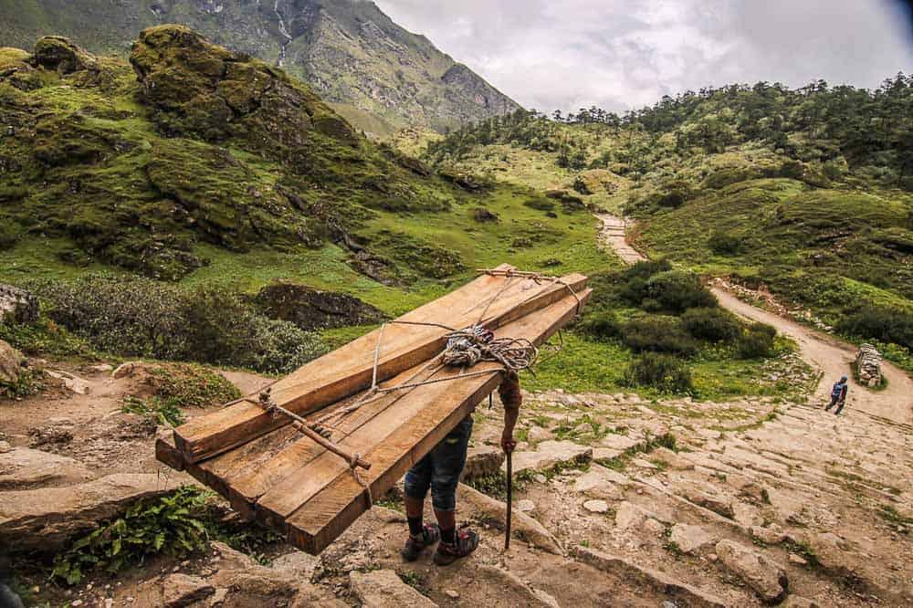 sherpa nepal
