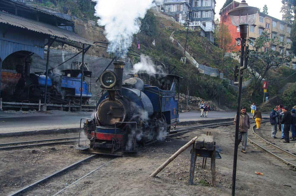 Darjeeling toytrain india
