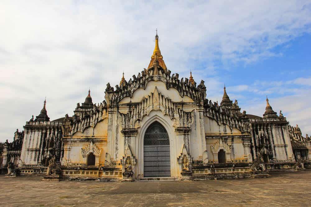 Ananda Temple bgan
