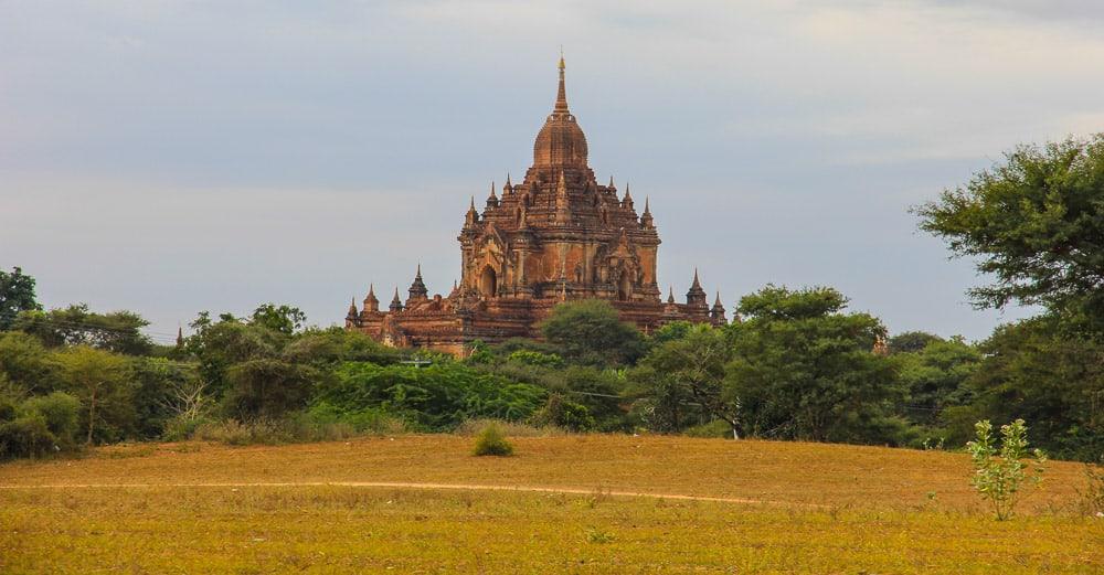 Jewel Sulamani Pahto bagan myanmar