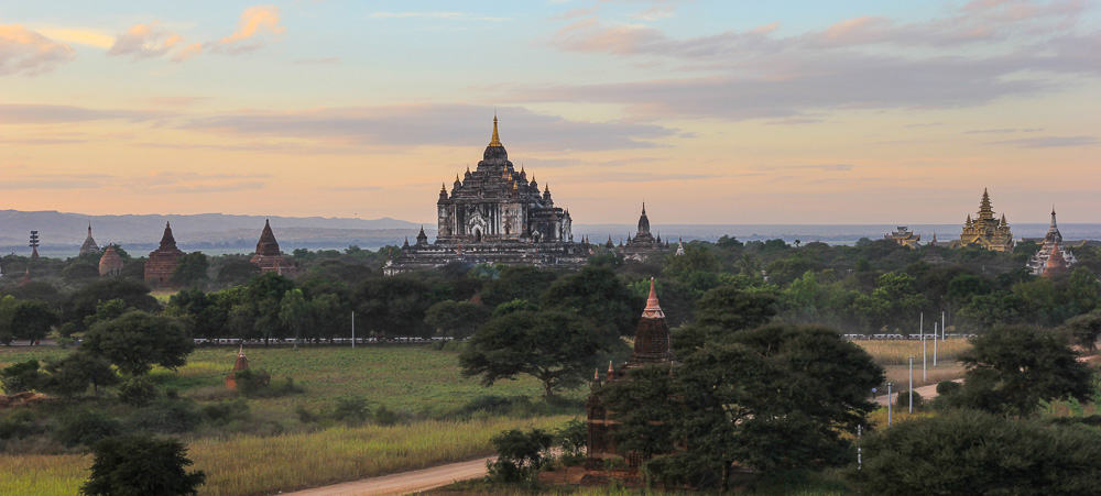 Thatbyinnyu Temple bagan