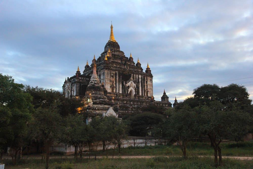 Thatbyinnyu Temple Bagan Myanmar