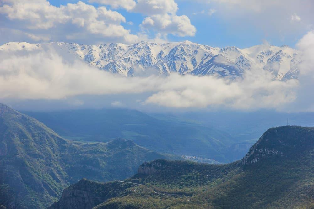Tatev Monastery view
