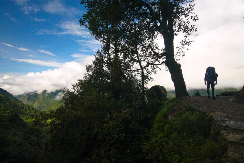 nepal hikinh