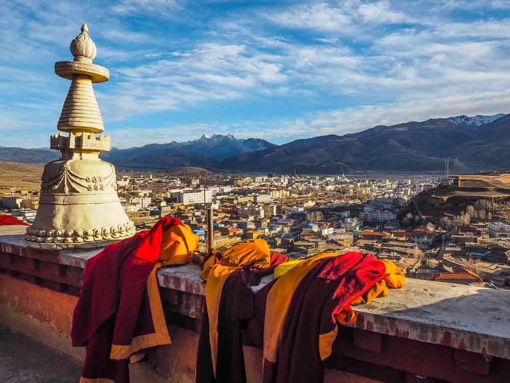 ganzi sichuan china tibet