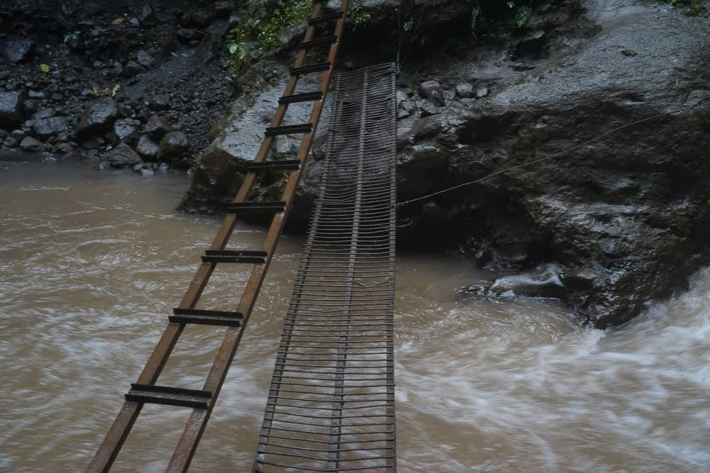 Tumpak Sewu Waterfall