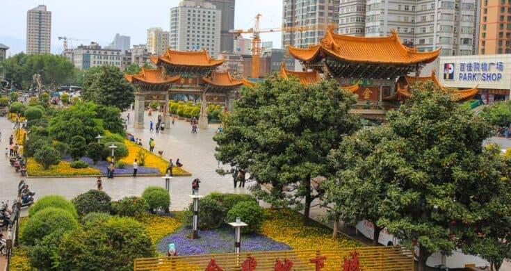 Kunming Yunnan China