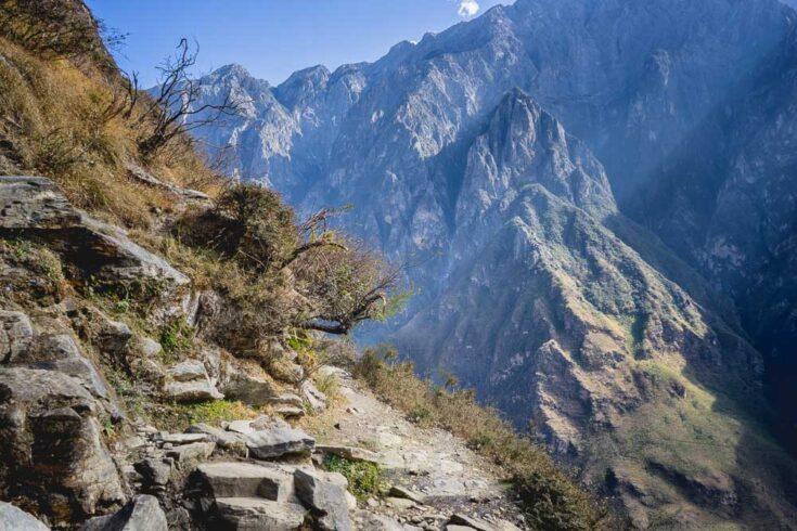 Tiger Leaping Gorge Yunnan China