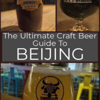 complete Guide to Find the best Craft beer in Beijing the capital of China