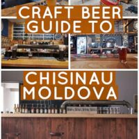 The complete guide to Chisinau Craft Beer guide: The Capital of Moldova