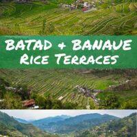 Batad & Banaue Rice Terraces - Philippines