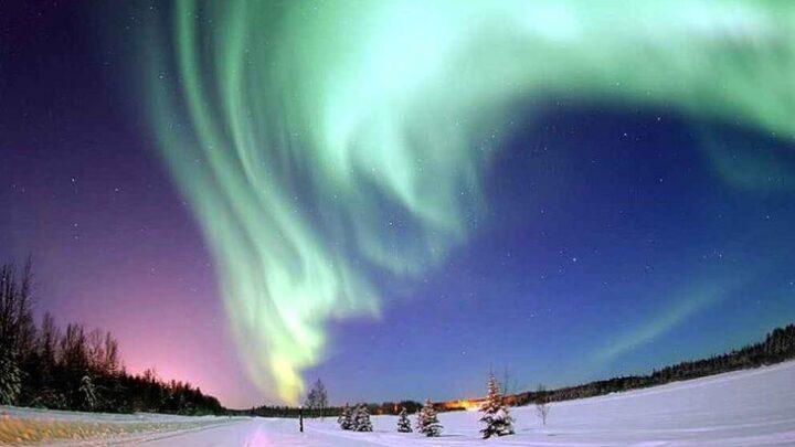 Northern Lights fairbanks