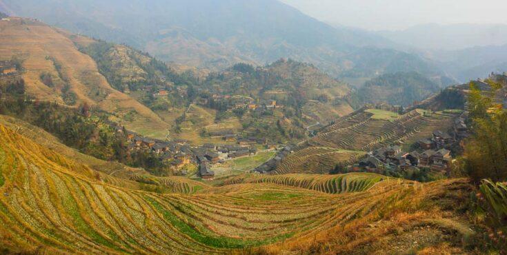 Longsheng/Longji Rice Terraces