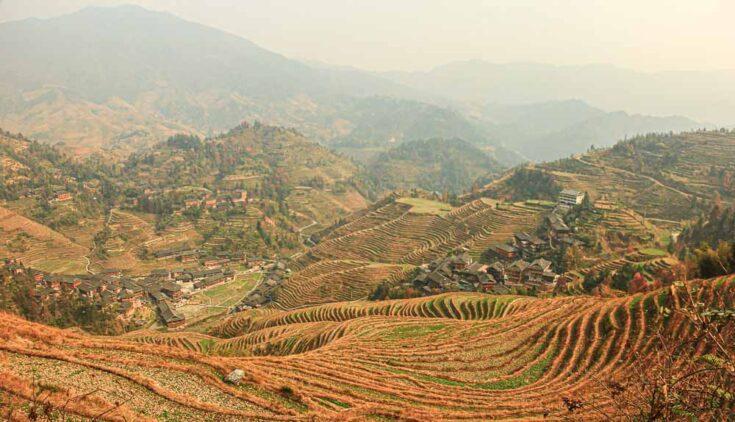 natural wonder China