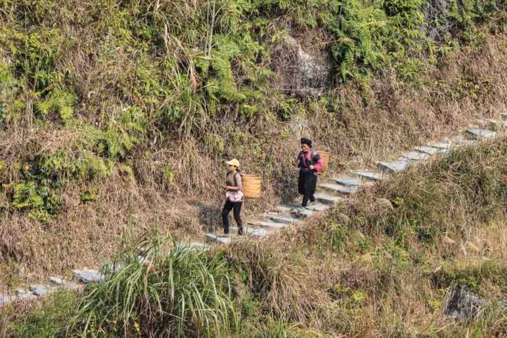 Longsheng/Longji Rice Terraces China