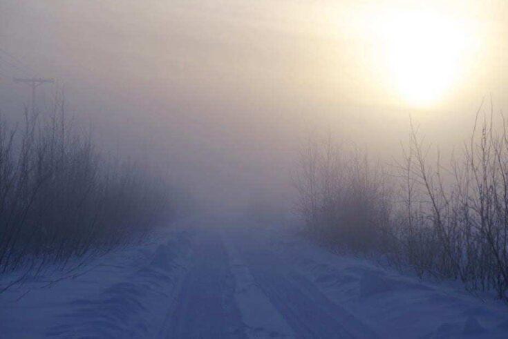 cold fairbanks alsaka
