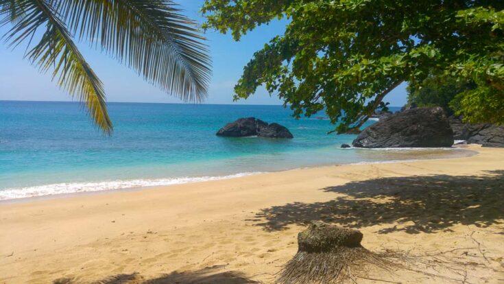sao tome beaches