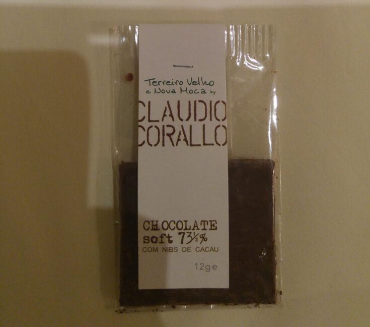 Claudio Corallo Chocolate Sao Tome