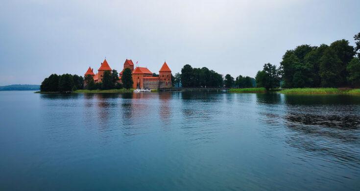 Trakai Castle Lithuania