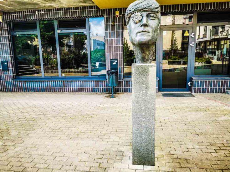 John Lennon Vilnius lithuania