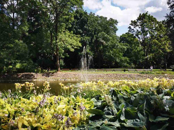 Bernardine Gardens Vilnius