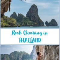 Rock Climbing in Thailand: Where to Climb?