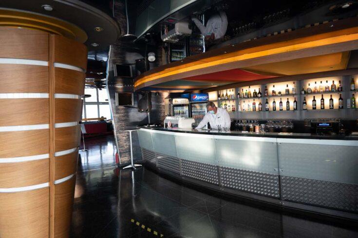 vilnius tv tower bar