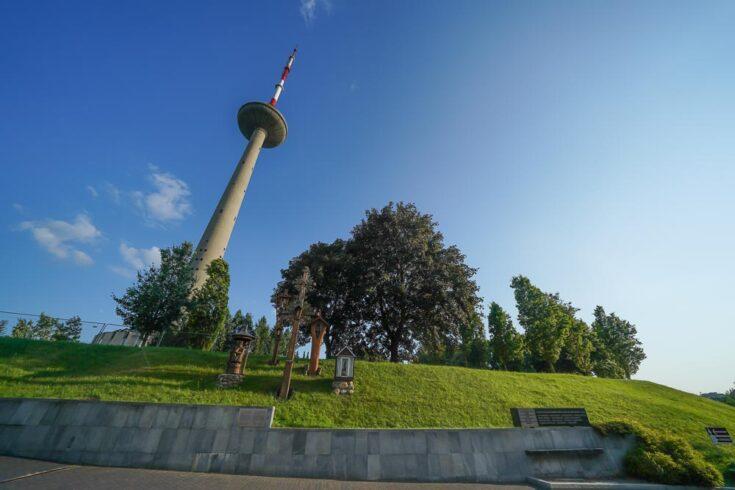 Vilnius TV Tower Lithuania