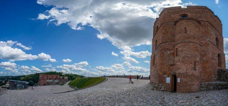 Gediminas' Tower Vilnius Lithuania