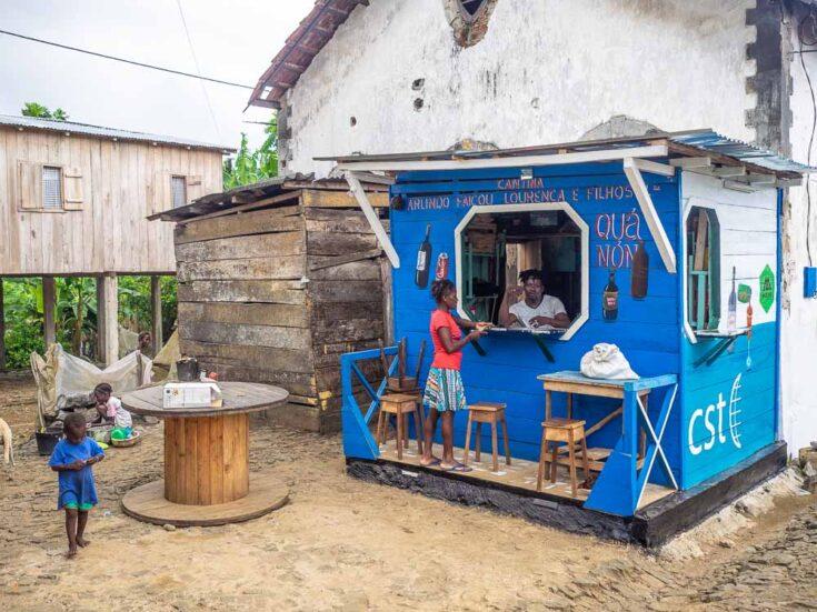 local bar sao tome