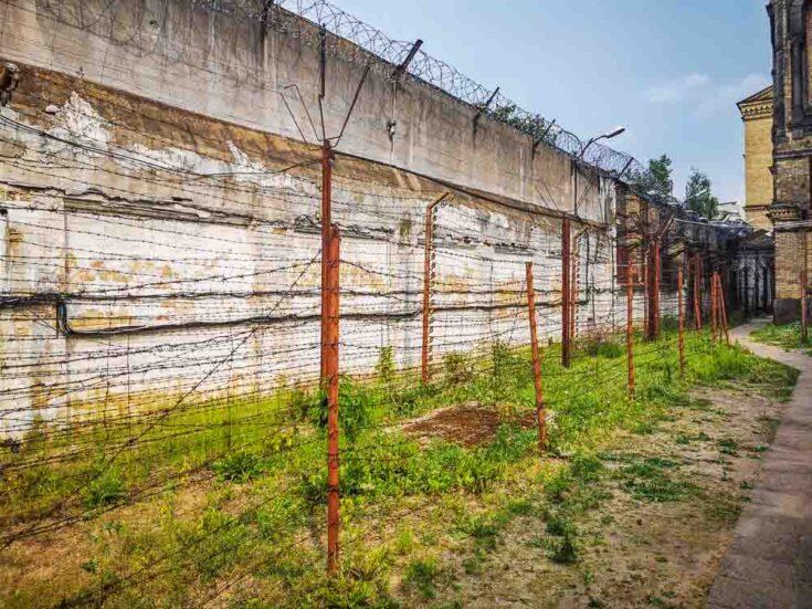 Lukiškės Prison vilnius lithuania