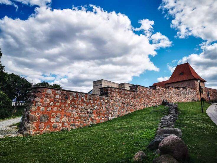 vilnius city wall