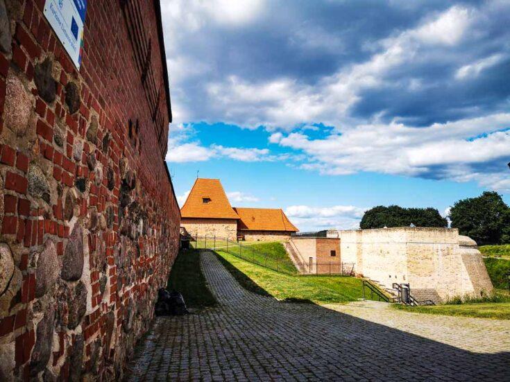 Artillery Bastion vilnius