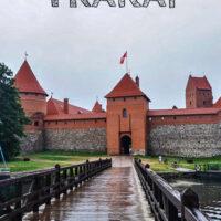 Travel guide to Trakai in Lithunaia
