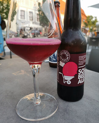 beetroot sour beer lithuania