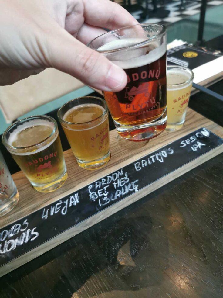 svyturys ekstra beer lithunaia
