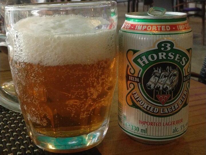 Madagascar beer