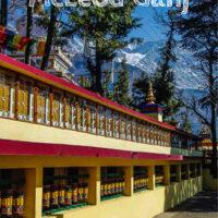 Places to Visit in McLeodGanj / McLeod Ganjsuburb of Dharamshala in the Kangra district of Himachal Pradesh in northern india