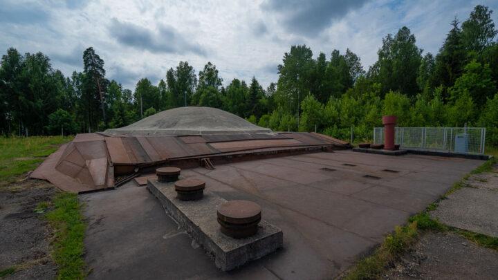 Plokstine Missile Base Lithuania