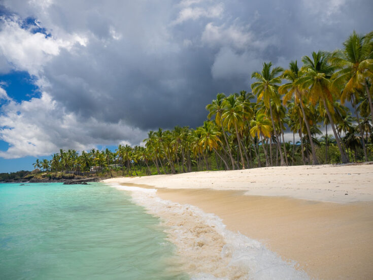 Ngazidja beach comoros