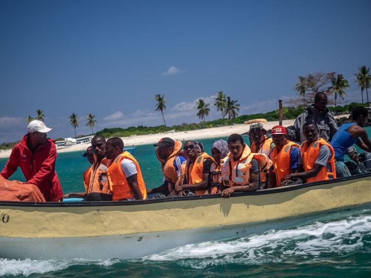 comoros local ferry