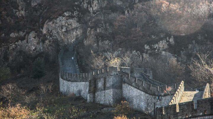 Great Wall Dandong China